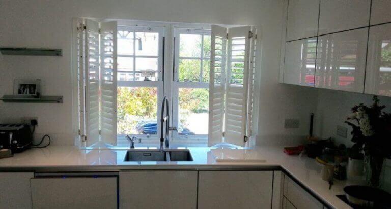 Make your window shutters look luxurious